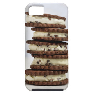 mint cocoa nib ice cream with chocolate cookies iPhone 5 cases