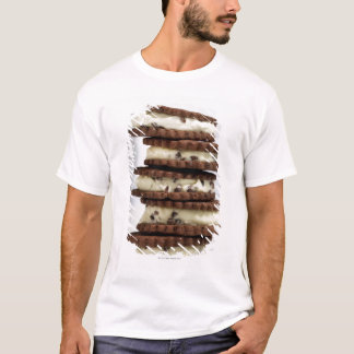 mint cocoa nib ice cream with chocolate cookies T-Shirt