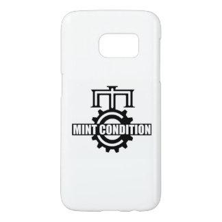 Mint Condition Cog Logo Galaxy S7 Case