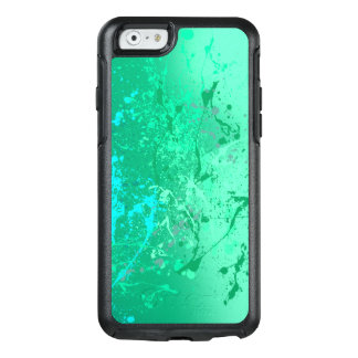 Mint Flurry OtterBox iPhone 6/6s Case
