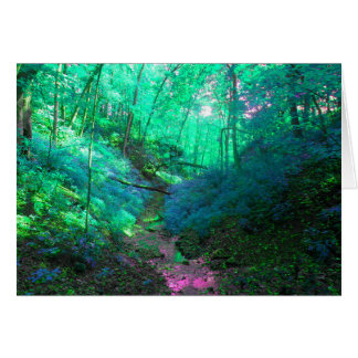 Mint Forest Card