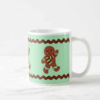 Mint Gingerbread Mug
