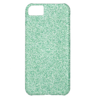Mint Glitter Case For iPhone 5C
