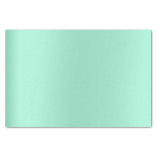 Mint Green Aqua Tiffany Metallic Tissue Paper