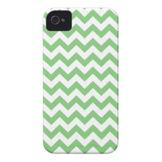 Mint Green Chevron Pattern iPhone 4/4s iPhone 4 Cover