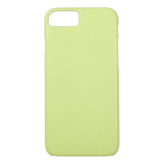 Mint green shimmer iPhone 7 case
