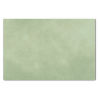 Mint Green Smudge Color Tissue Paper