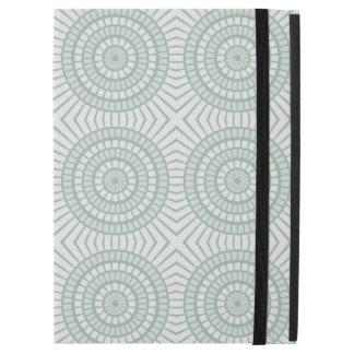 Mint Green Tiled Circles