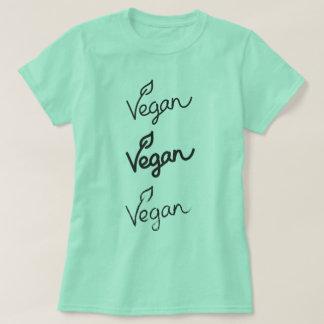 Mint Green Vegan T-Shirt