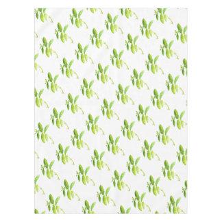 Mint herb Mint watercolour Mint print Tablecloth
