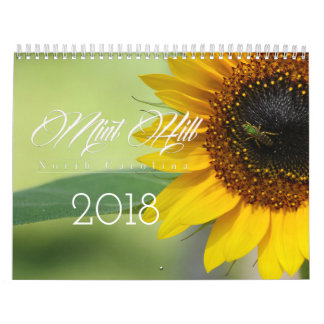 Mint Hill North Carolina Calendars