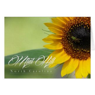 Mint Hill North Carolina Greeting Cards