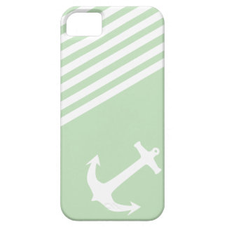 Mint Ice Cream Green Nautical iPhone 5 Covers