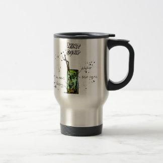 Mint Julep Cocktail Recipe 15 Oz Stainless Steel Travel Mug