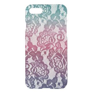 Mint Lace Gradient iPhone 7 Case
