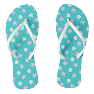 Mint Melody Flip Flops