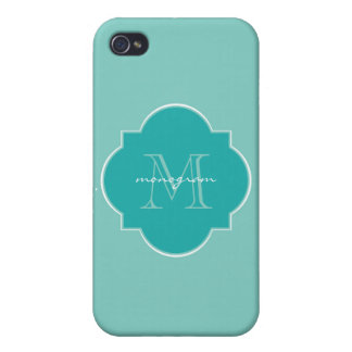 Mint Mint Green Solid Color Fashion iPhone 4/4S Cover