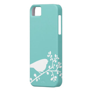 Mint Mod Birds and Berries {pick your color} iPhone 5 Cover