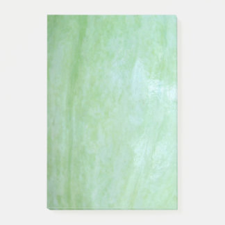 Mint or jade green garden squash photo post-it notes