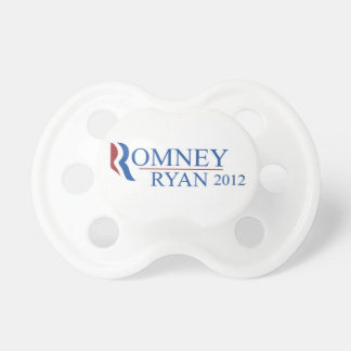 Mint Romney Baby Pacifier