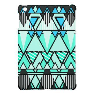 Mint Tribal iPad Mini Covers