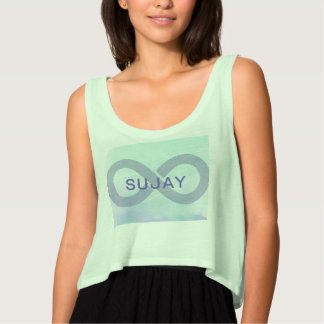 Mint Triumph Tank Top