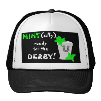 MINTally ready for the DERBY! hat 2