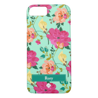 Minted Floral iPhone 7 Case