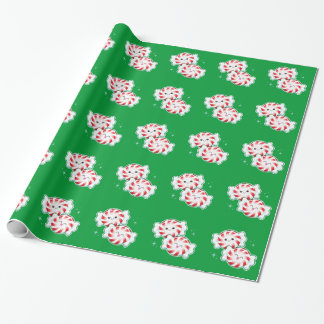 Minty! Wrapping Paper