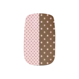 Minx Nail Art, Single Design per Hand Nail Sticker