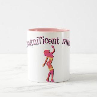 minx Two-Tone coffee mug
