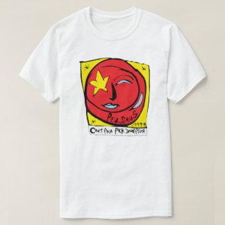 Mir-Perseus Mission Patch Logo T-Shirt