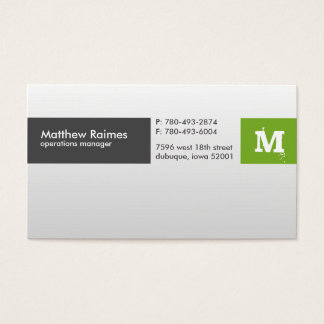 Mira Inc. Business Cards