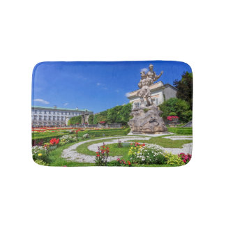 Mirabell palace and gardens, Salzburg, Austria Bath Mat