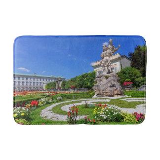 Mirabell palace and gardens, Salzburg, Austria Bathroom Mat