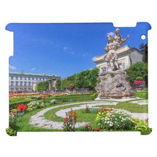 Mirabell palace and gardens, Salzburg, Austria iPad Case