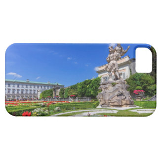 Mirabell palace and gardens, Salzburg, Austria iPhone 5 Cover