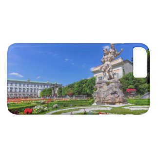 Mirabell palace and gardens, Salzburg, Austria iPhone 7 Plus Case
