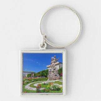 Mirabell palace and gardens, Salzburg, Austria Keychain