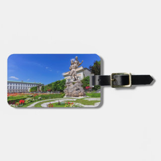 Mirabell palace and gardens, Salzburg, Austria Luggage Tag