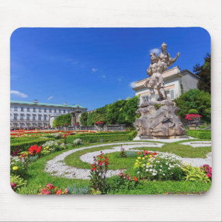 Mirabell palace and gardens, Salzburg, Austria Mouse Pad