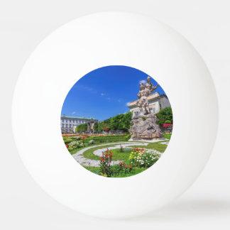 Mirabell palace and gardens, Salzburg, Austria Ping Pong Ball