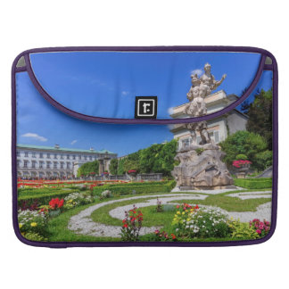 Mirabell palace and gardens, Salzburg, Austria Sleeve For MacBook Pro