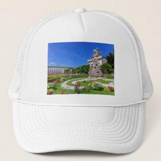 Mirabell palace and gardens, Salzburg, Austria Trucker Hat