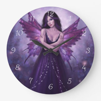 Mirabella Fairy Wall Clock