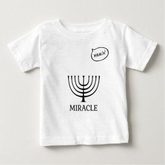 Miracle - Black Baby T-Shirt
