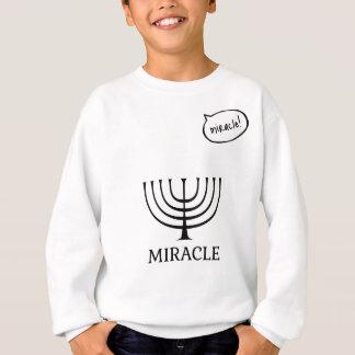 Miracle - Black Sweatshirt