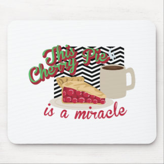 Miracle Cherry Pie Mouse Pad