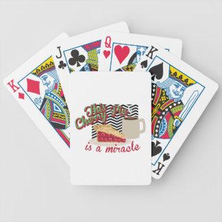 Miracle Cherry Pie Poker Deck