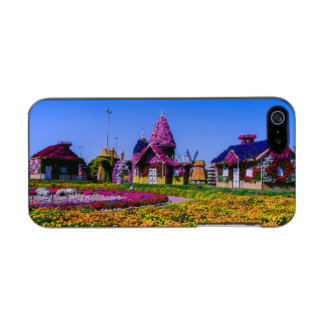 Miracle Garden, Dubai floral houses Incipio Feather® Shine iPhone 5 Case
